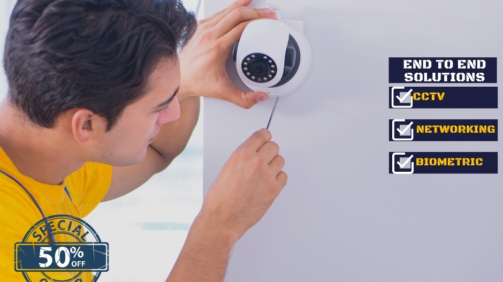 50% off on installation charges